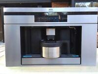 AEG Coffee Machine PE3810M ex display