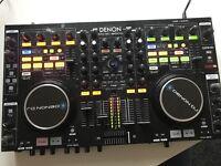 Denon MC6000 Professional Digital Mixer and Controller (MK1) for Drone / PC