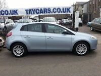 2007 FIAT BRAVO DYNAMIC M-JET 120 1 YEAR MOT REDUCED.....£1795