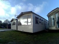 3 Bed Static Caravan DG/CH For Sale Tattershall Lakes Lincolnshire