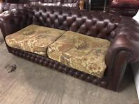 Chesterfield 3 seater sofa