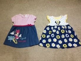 Girl's 3 - 6 Month Sized Clothes Bundle