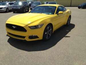 2016 Ford Mustang I4 Coupe