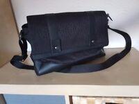 Calvin Klein Jeans Black Shoulder Bag