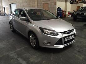 Ford Focus titanium 1.6 DSL £30 year road tax full M.o.t