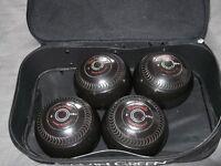 Set of Four Bowls.