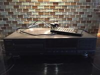 Technics Compact Disc Player - SL-PG420A with remote and lead
