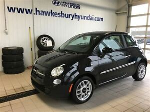 2013 Fiat 500 Pop***LOW MILEAGE**