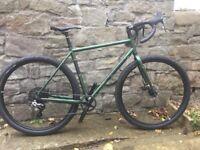 Kona Sutra LTD road touring bike / gravel bike. Mint condition, barely used. 54cm