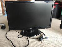 """22"""" LG computer monitor"""