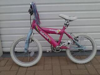 GIRLS RALEIGH SUNSHINE BICYCLE