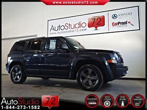 2014 Jeep Patriot **HIGH ALTITUDE**CUIR**TOIT**MAGS 17''**