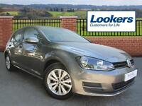 Volkswagen Golf SE TSI BLUEMOTION TECHNOLOGY DSG (grey) 2013-03-11