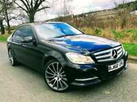 2012 Mercedes C200 Cdi AUTO Blueefficiency****FINANCE £55 A WEEK*****