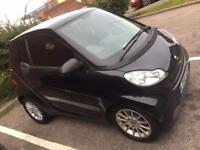 2008 SMART CAR FORTWO PASSION MHD