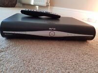 Sky Plus HD box with remote. Free.