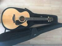Yamaha LJX6CA Electro / Acoustic Guitar