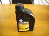 Silkolene 2 stroke oil synthetic