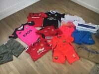Boys sports clothing