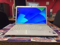 Sony Vaio Notebook Laptop 200GB Hard-disk 4GB RAM Windows-8 Processor(2.13gHz)