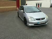 Honda civic type r, ep3 price drop !!!! Swap available