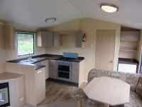2011 Willerby Westmorland 2 bedroom for sale in beautiful Argyll & Bute