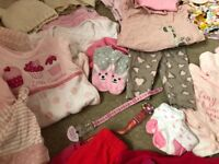 (New) Baby girl clothes bundle
