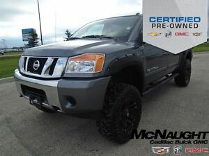 2015 Nissan Titan 6 LIFT KIT