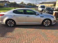 2013 Kia Optima 3, 51000 miles, top specification and full service history
