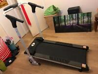 Gym Master Manual Treadmill