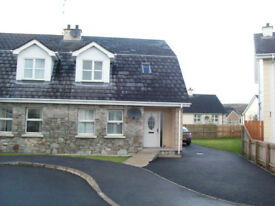3 Bed Semi Detached - Claudy - Availabke Start January 2018