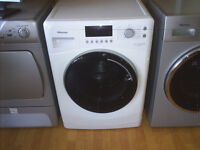 HISENCE WASHING MACHINE 9 KG / 1200 SPIN free local delivery
