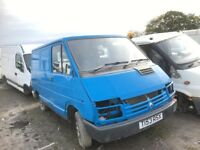 Renault Trafic 1999 Diesel Breaking Parts available