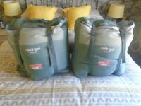2 x Vango Ambience sleeping bags