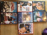 PG DVDs - 7