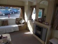 3 Bedroom Static Caravan Includes All Pitch Fees Bideford Bay Holiday Park Open All Year nr Newquay
