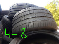 CAR TYRES 1451 PIECES 3-8 MM FROM GERMANY