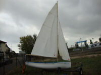 Sailing Dinghy, Firefly