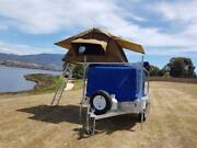 7x5 Roof Top Camper Trailer-Hot Dip Galvanised Glenorchy Glenorchy Area Preview