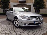 Mercedes-Benz Clc Class 2.1 CLC200 CDI SE 2dr£5,490 p/x welcome **FULL S/H*6 MONTHS WARRANTY**