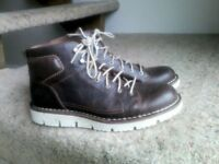 Timberland Chucca Boots size. 7 1/2