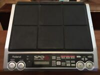 Roland SPD-S (Humming Issue)