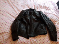 motorbike leathers, excellent condition.