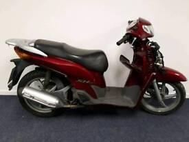 Honda sh 125 stolen recovered £250
