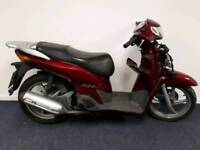 Honda sh 125 stolen recovered £250