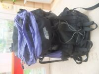 Mountain Equipment Cooperative rucksac.