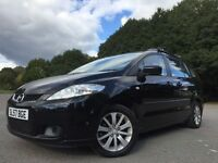 MAZDA5 2.0 D TS2 5dr GENUINE WARRANTED LOW MILEAGE********