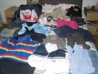 CARBOOT JOBLOT ITEMS 300+ TRAINERS CLOTHES HOUSEHOLD
