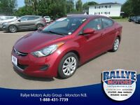 2012 Hyundai Elantra GL! Heated Seats! Bluetooth! ONLY 58 KM!