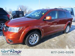 2013 Dodge Journey SXT - 7 PASS/DVD/CAMERA